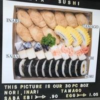 Photo taken at Sakae Sushi by Kenny K. on 4/30/2017