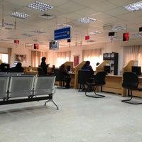 Photo taken at مركز خدمة المواطن - الرميثية by LuckySleven on 1/6/2013