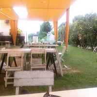 Photo taken at Restaurante Campestre El Alamo by angelo p. on 3/20/2015