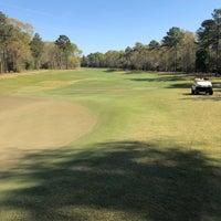 Photo taken at Fallen Oak Golf Course by Joe B. on 3/23/2018