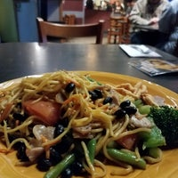 Photo taken at HuHot Mongolian Grill by Hannah L. on 4/29/2017