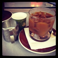 Photo taken at Glow Espresso by Leon H. on 4/16/2013