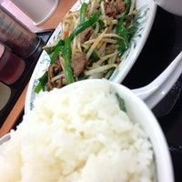 Photo taken at 日高屋 八丁堀新大橋通店 by Chiba M. on 6/28/2013