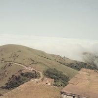 Photo taken at Mullayanagiri by Sreejith B N. on 6/8/2014