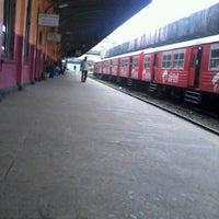 Photo taken at Maradana Railway Station by Sandakelum on 12/10/2012