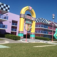 Photo taken at Disney's All-Star Music Resort by Amália B. on 3/28/2013