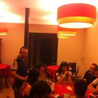 Photo taken at Tebessüm Kafe by Tebessüm K. on 9/20/2013