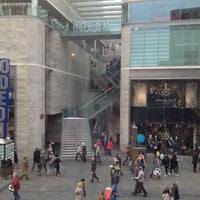 Photo taken at Liverpool ONE by Sue C. on 12/8/2012