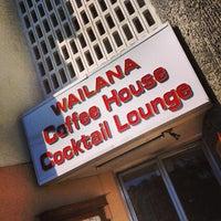 Das Foto wurde bei Wailana Coffee House von mzh 7. am 1/17/2013 aufgenommen