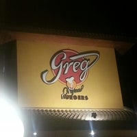 Photo taken at Greg Burgers by Francine P. on 11/11/2012