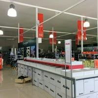 Photo taken at Bata Outlet by Thana T. on 7/27/2014