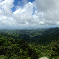 Photo taken at El Yunque National Forest by Carlos F. on 5/24/2013