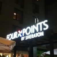 Photo taken at Four Points by Sheraton Manhattan Chelsea by Alessandro P. on 11/18/2012