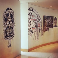 Photo taken at Bangkok Art and Culture Centre (BACC) by Tumclub on 9/22/2013