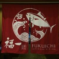 Photo taken at Fukuichi Japanese Dining Restaurant by Eugene Y. on 2/27/2016