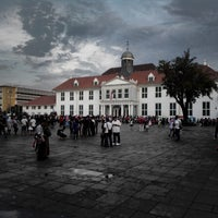 Photo taken at Kota Tua by EL K. on 4/19/2014