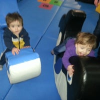 Photo taken at Playsport (East Kilbride) by Gina D. on 1/20/2013