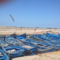 Photo taken at Essaouira by Yorch L. on 4/8/2013