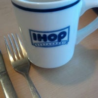 Photo taken at IHOP by Lady R. on 11/17/2012