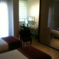 6/1/2013 tarihinde Koray T.ziyaretçi tarafından Cheya Hotel & Suites - BesIktas/Istanbul'de çekilen fotoğraf