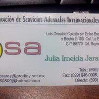 Photo taken at Corporacion Internacional Jaramillo by Carolina M. on 1/9/2014