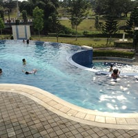Photo taken at Avida Settings Clubhouse by Roseann M. on 8/31/2013