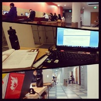 Photo taken at SMU School of Social Sciences (SoSS) by Nazir A. on 9/26/2013