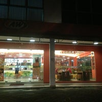 Photo taken at Restaurant A&W Pekan by Irene A. on 11/30/2013