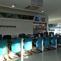 Photo taken at Perodua Service Centre (Taiping) by Adzieta D. on 6/27/2013