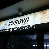 Photo taken at Kamıs Market by İbrahim T. on 10/17/2013