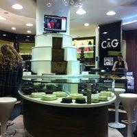 Foto scattata a C&G - Cioccolato e Gelato da Lisa G. il 1/11/2013