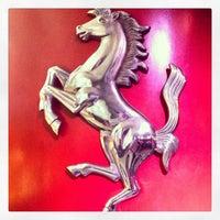 Photo taken at Museo Ferrari by Lisa G. on 4/19/2013