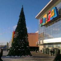 Photo taken at MEGA Mall by Мадия on 12/16/2012