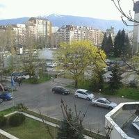Photo taken at Хотел Шипка (Hotel Shipka) by Trayan L. on 4/18/2013