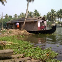 Photo taken at Jct Houseboats by Sonal K. on 12/28/2012