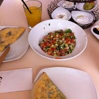 Photo taken at Greg Cafe by Nitsan R. on 4/6/2013