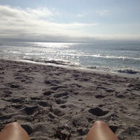 Photo taken at Captiva beach by Kalynne M. on 1/4/2013