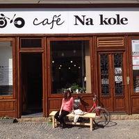 Photo taken at Café Na kole by Silvia K. on 4/12/2014