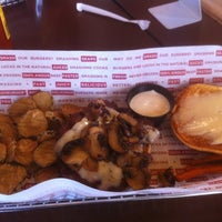 Photo taken at Smashburger by Shannon H. on 3/15/2013