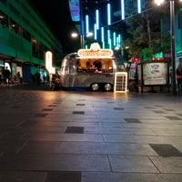 Photo taken at Crown Street Mall by Linus L. on 10/27/2016