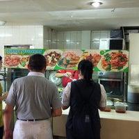 Photo taken at Koufu Food Mall by Linus L. on 8/7/2017