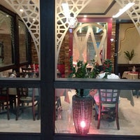 Photo taken at Omar Khayyam Restaurant مطعم عمر الخيام by Sayed Ahmad D. on 2/12/2014