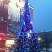 Photo taken at Универмаг «Москва» by Анна Л. on 11/30/2012