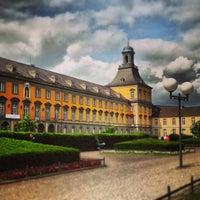 Photo taken at Geozentrum University Of Bonn by Jack L. on 8/15/2013