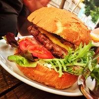Photo taken at Peter's Burger Pub by Tomas P. on 8/17/2013