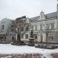 Photo taken at Zlaté jablko by Kač on 12/23/2012
