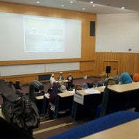 Photo taken at ESLC (Engineering and Science Learning Centre) University of Nottingham by Farizi N. on 2/16/2013