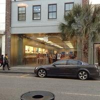 Photo taken at Taziki's Cafe of Charleston by Ben D. on 1/7/2013