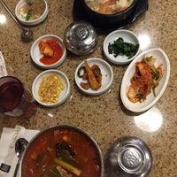 Photo taken at Shin Chon Garden Restaurant by Chris C. on 9/2/2017