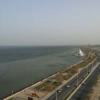 Photo taken at Kournich Towers (Sea view) ابراج الكورنيش by Rami A. on 5/4/2014